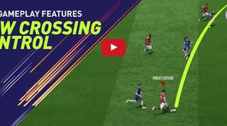 FIFA 18 crossing