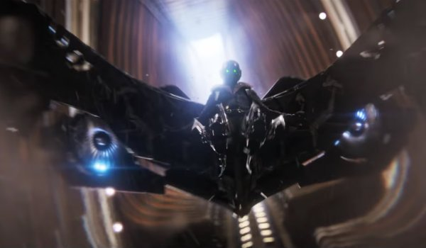 Spiderman Homecoming vulture
