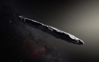 oumuamua illustration