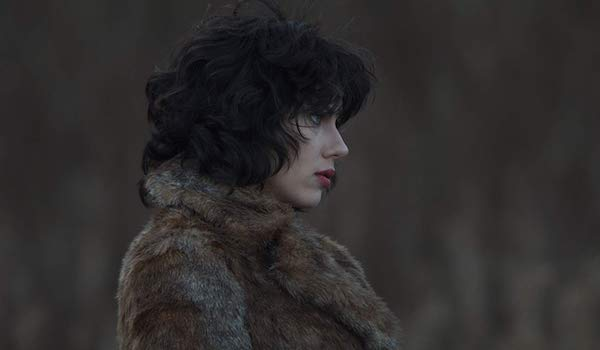 Scarlett Johansson as the Female in Under the Skin