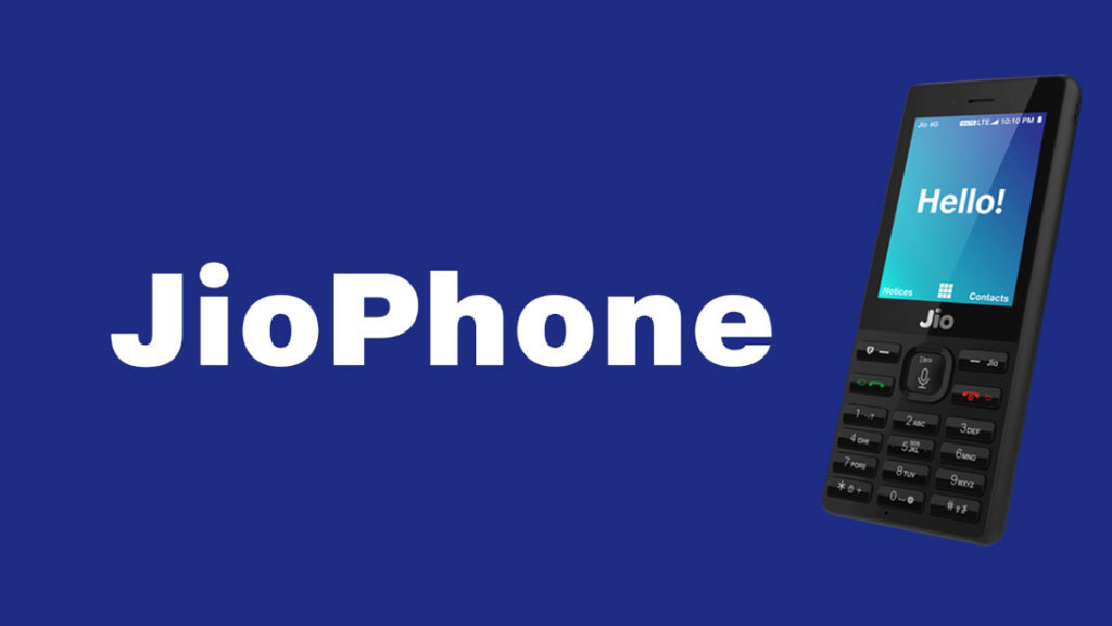 Reliance JioPhone specifications and features revealed | TechRadar