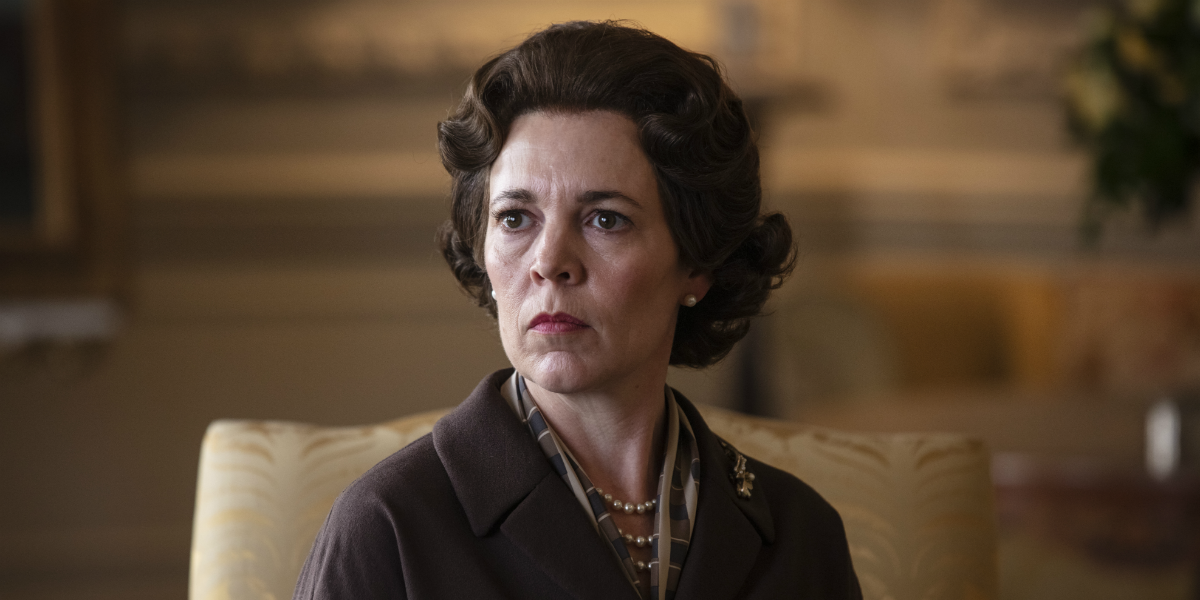 The Crown Olivia Colman Queen Elizabeth II Netflix