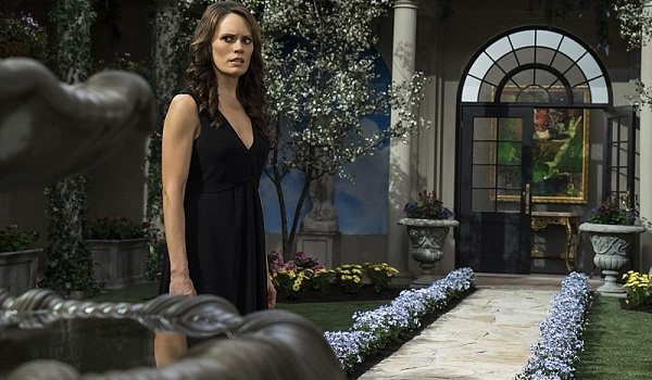 Amara Emily Swallow Supernatural The CW