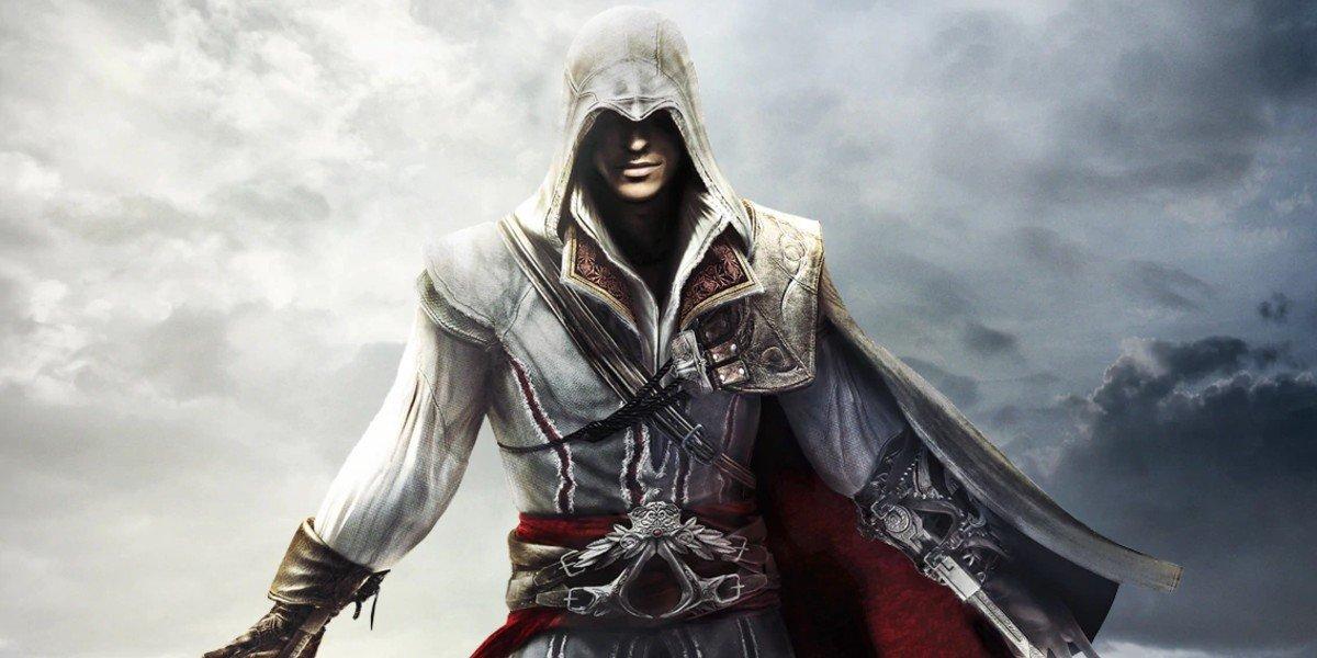 Ezio Auditore in Assassins Creed