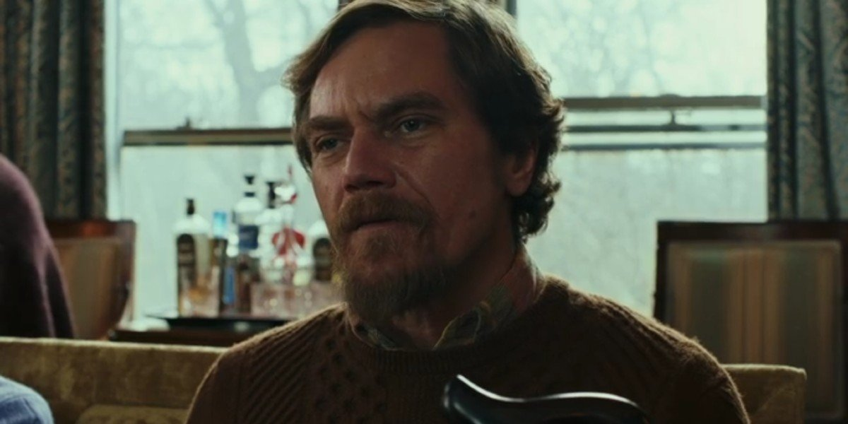 Michael Shannon in Knives Out