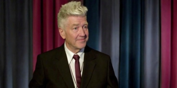 David Lynch on Louie