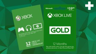 Xbox Live deals on Gold subscriptions