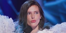 Bella Thorne Answers A Big Question About The Masked Singer's Clue Videos