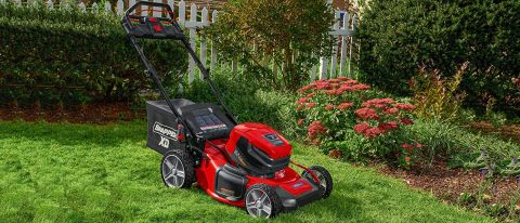 Snapper XD 82V Max StepSense Automatic Drive Electric Lawn Mower
