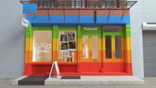 Pop-up Polaroid Labs coming to New York and Paris