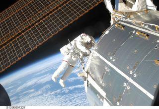 NASA Space Poop Challenge