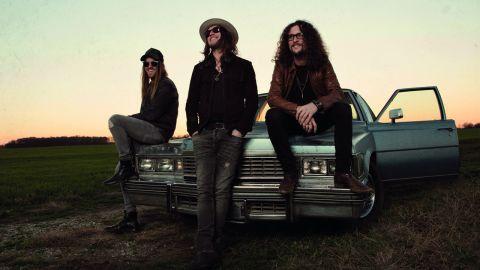 The Cadillac Three band photograph