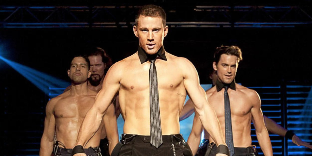 Dang, Channing Tatum Reveals Look At Abs After 'Insanity' That Kept Him Out Of Shape For Awhile