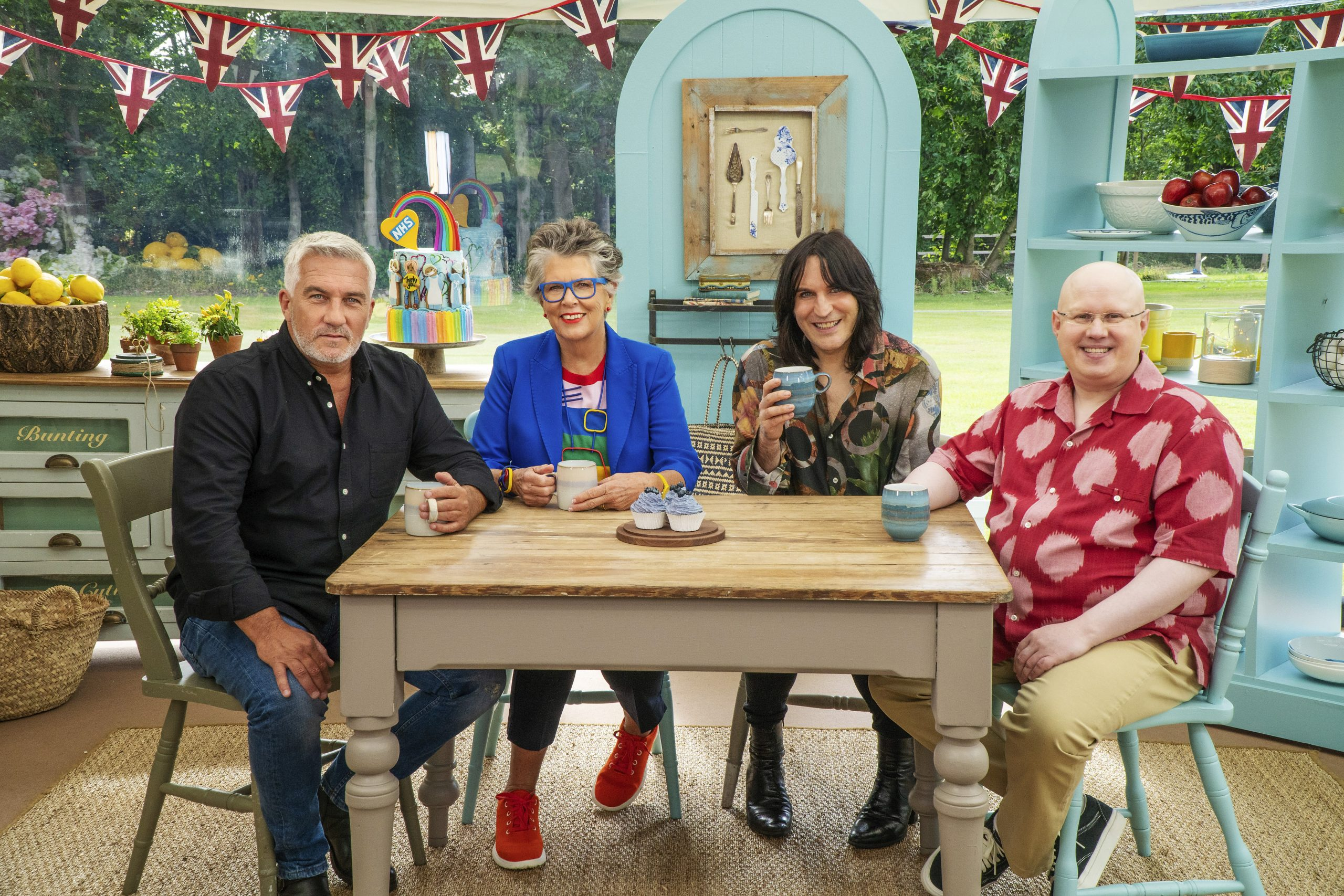 The Great British Bake Off 2020   bakers, presenters and how it