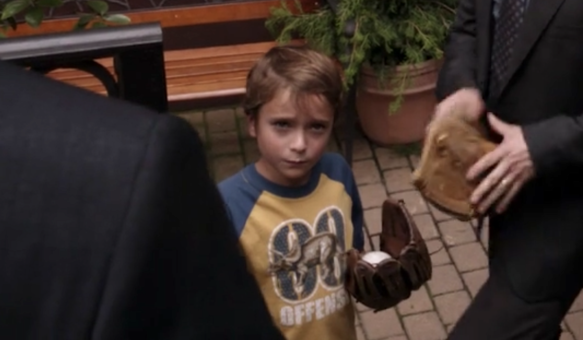 alex garfin law & order SVU