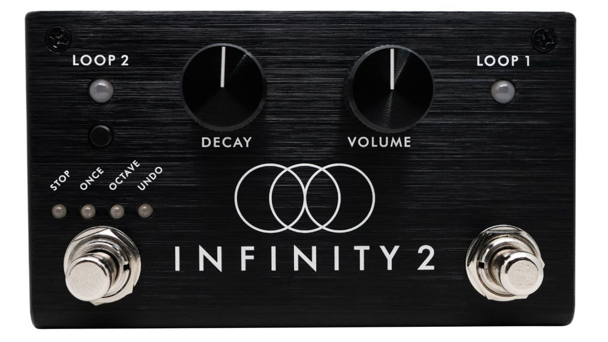 NAMM 2020: Switch between parts with the Pigtronix Infinity 2 Double Looper