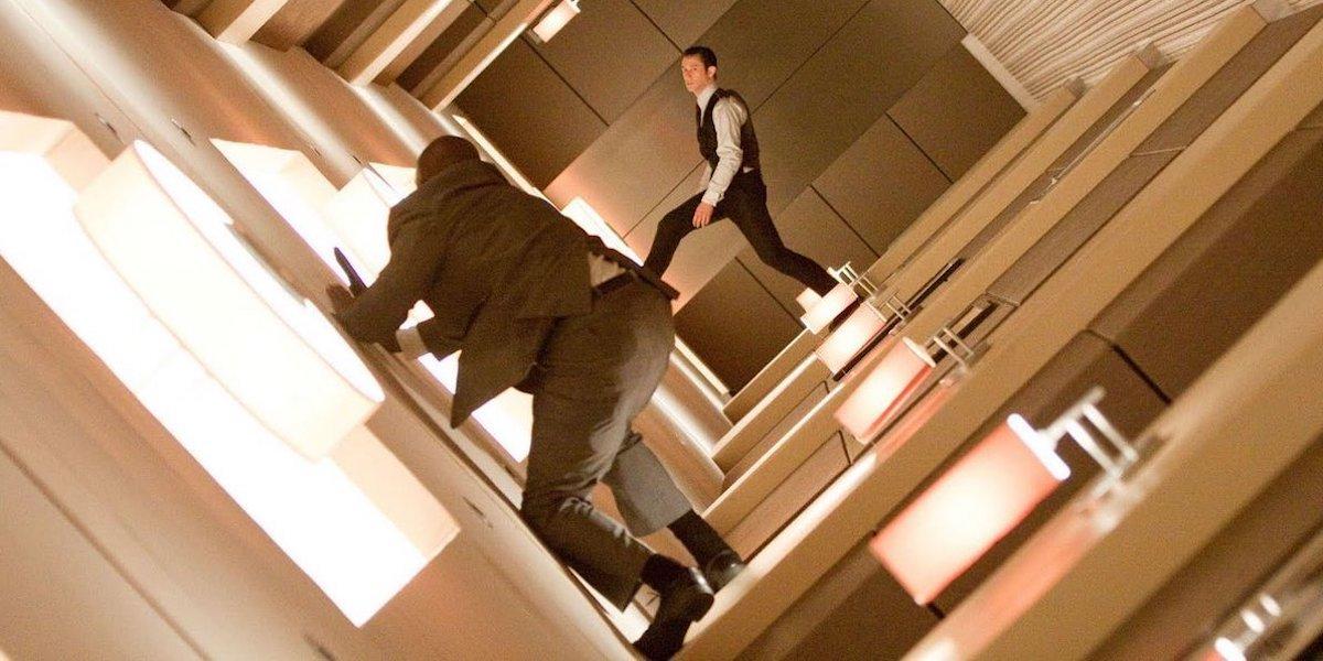 Joseph Gordon-Levitt in Inception