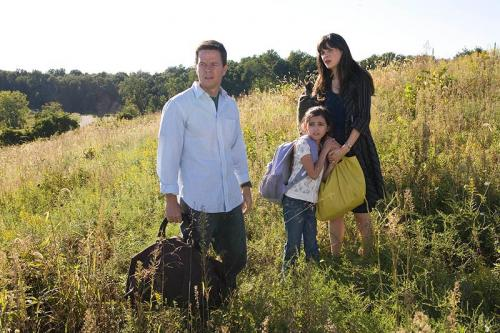 The Happening - Mark Wahlberg, Zooey Deschanel & Ashlyn Sanchez