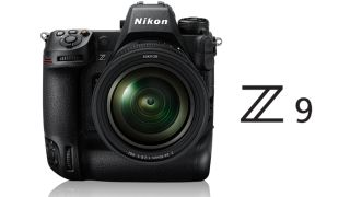 Nikon Z9 full-frame mirrorless camera