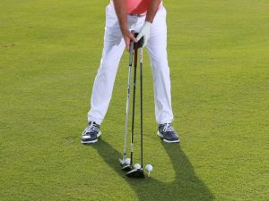 Perfect ball position with every club