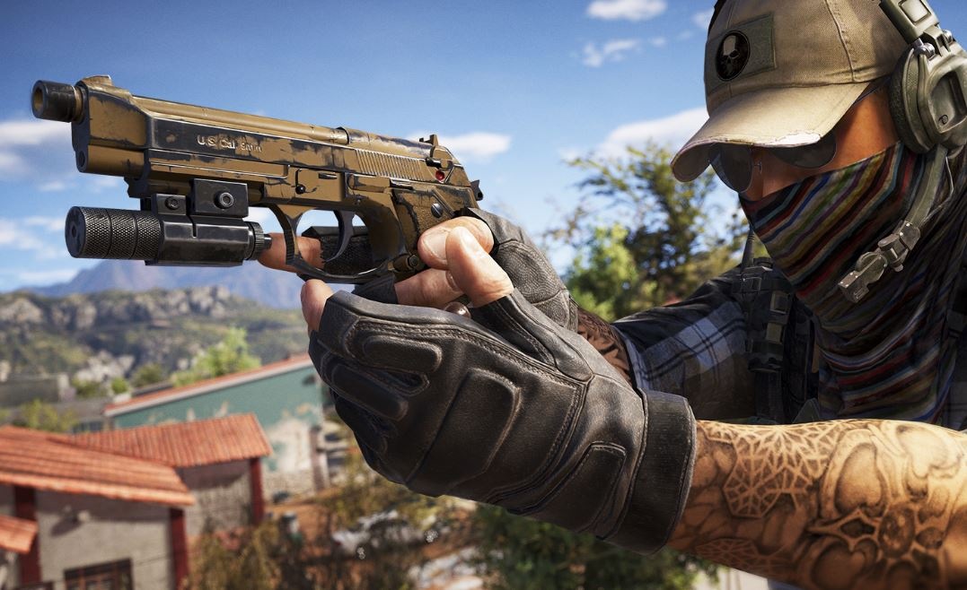 Ghost Recon Wildlands guide: the best weapons and where to find them
