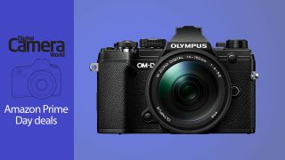 Olympus OM-D E-M5 Mark III Amazon Prime Day