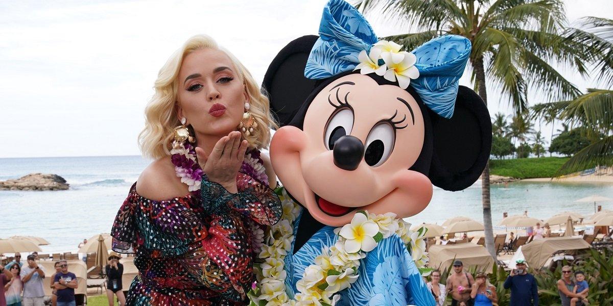 Katy Perry Minnie Mouse ABC