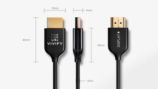 Fiber optic cable manufacturer VIVIFY has launched XENOS W30, a durable and high-performance fiber optic HDMI 2.0b cable.