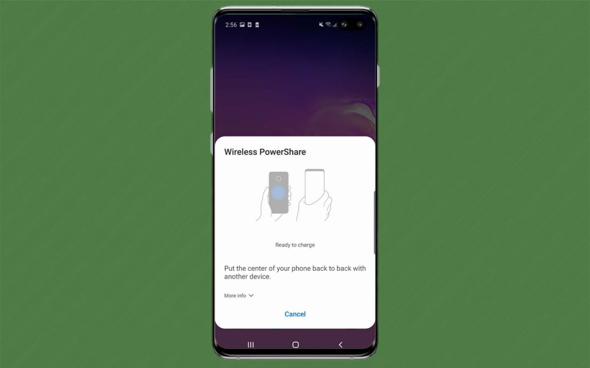 How to Use the Galaxy S10's Wireless PowerShare Feature