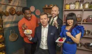 TV tonight Bake Off: The Professionals