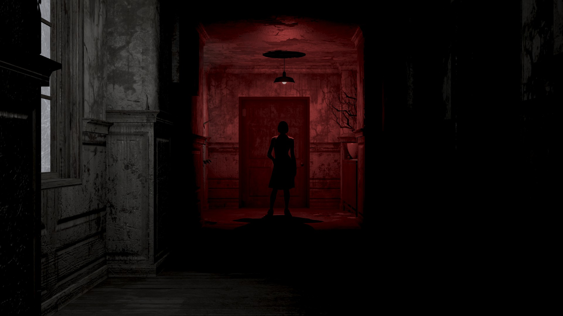 Fallout 4 Meets Silent Hill 2 In Horror Mod Claustrophobia Pc Gamer