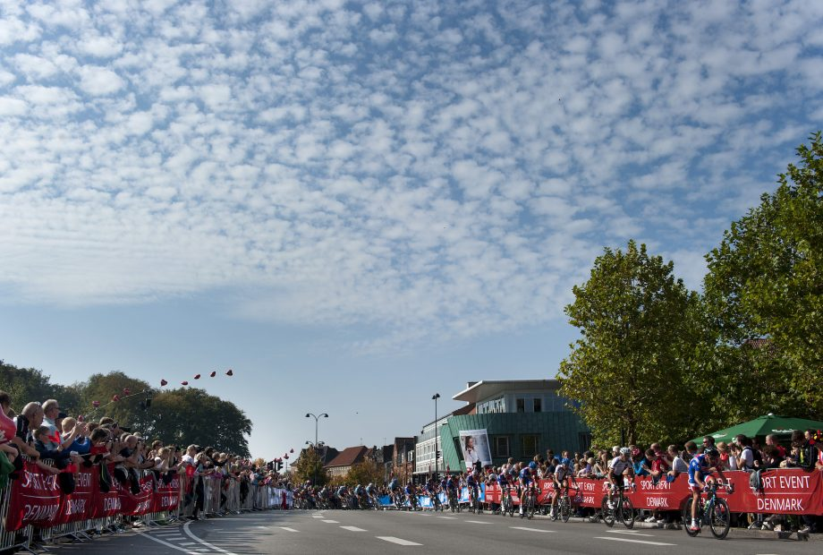 Driver fined €200 after Danish youth rider killed in collision during time trial