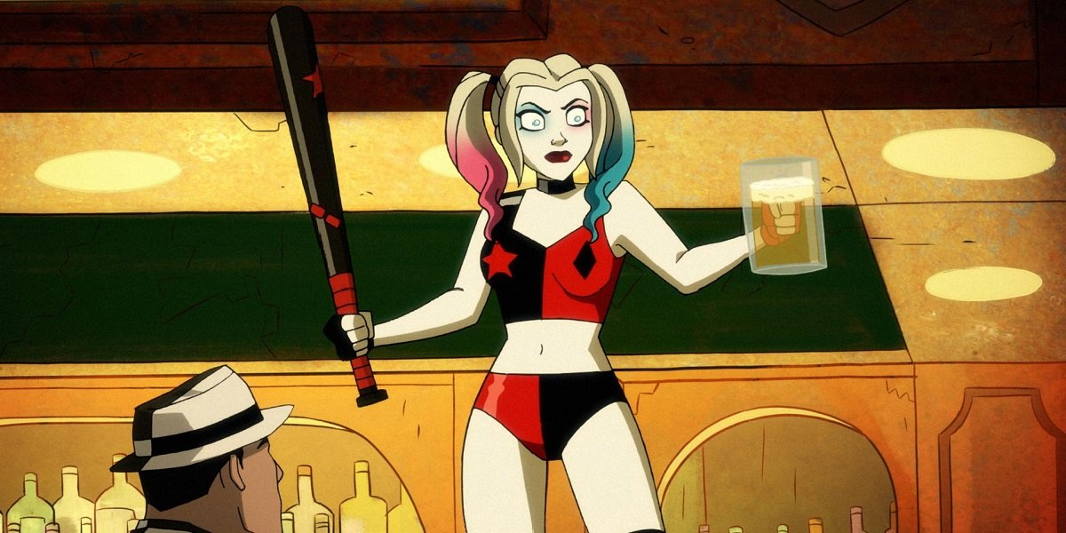 harley quinn tv show hbo max