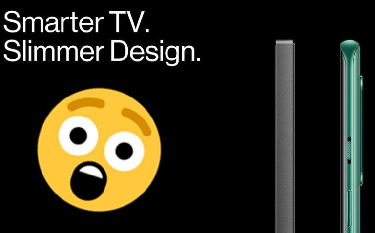 OnePlus TV OnePlus 8