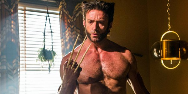 Hugh Jackman as Wolverine X-Men: Days of Future Past