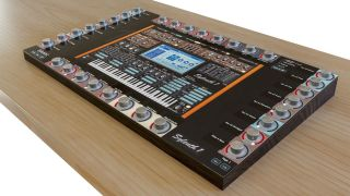 Big-screen controller promises a closer hands-on relationship with your effects and instruments