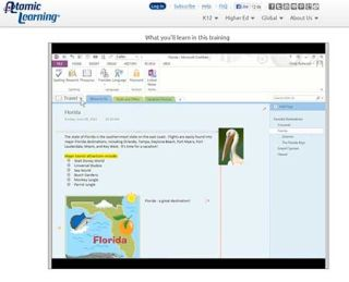 Video Tutorial: OneNote 2013 Training