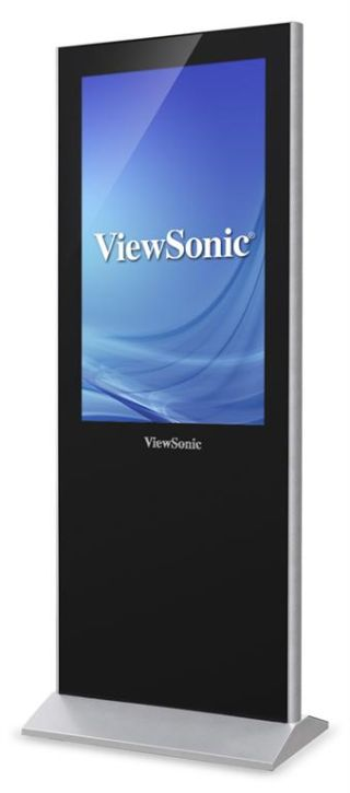 ViewSonic Launches HD Electronic Kiosk Display at InfoComm