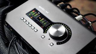 Universal Audio Apollo x4 review