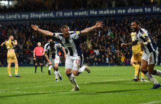 West Bromwich Albion v Sheffield Wednesday – Sky Bet Championship – The Hawthorns