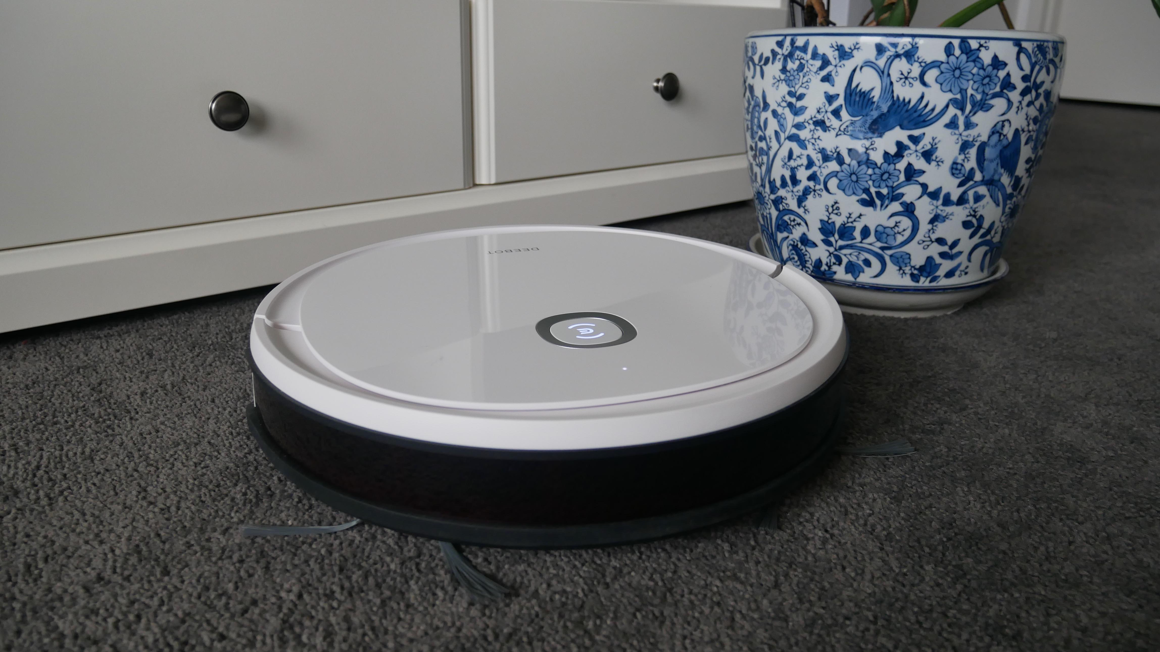 Ecovacs Deebot U2 robot vacuum