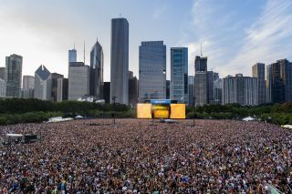LD Systems Uses L-Acoustics for Lollapalooza