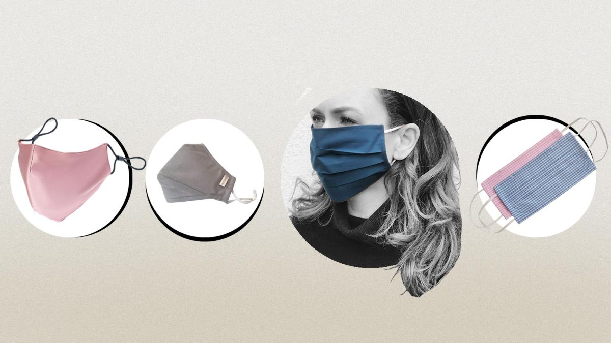 The best sustainable face masks for the conscious shopper