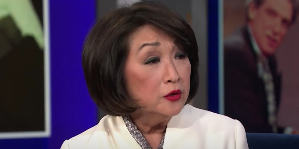 Connie Chung on Megyn Kelly Today (2018)