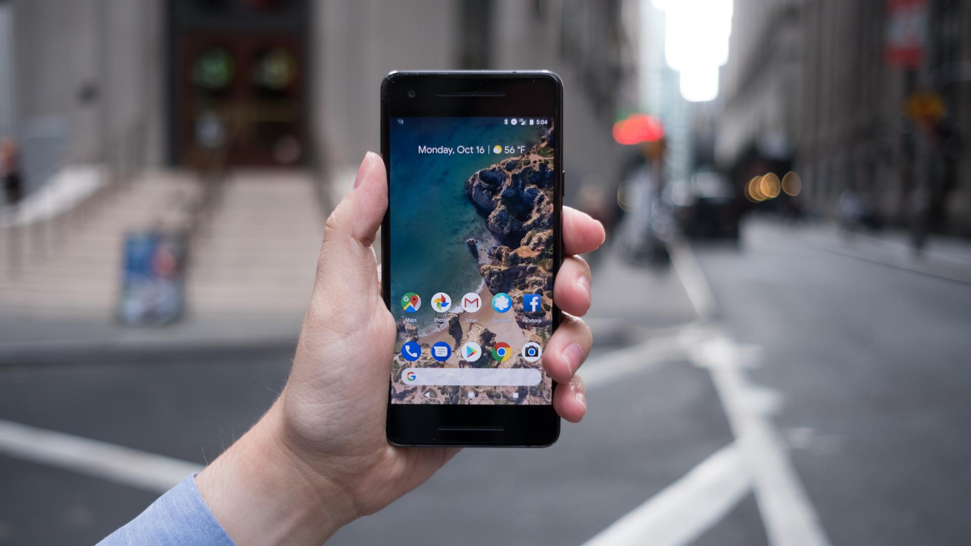 Google Pixel 2 Review Battery Life And Camera Techradar