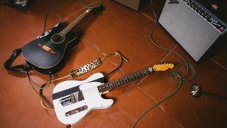 Fender Joe Strummer guitars
