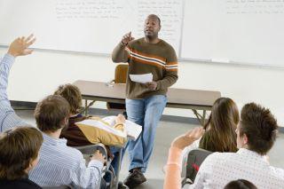 teaching, professors