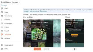 Vloog Blogging