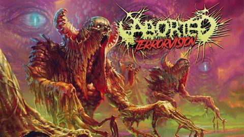 Aborted – Terrorvision album cover