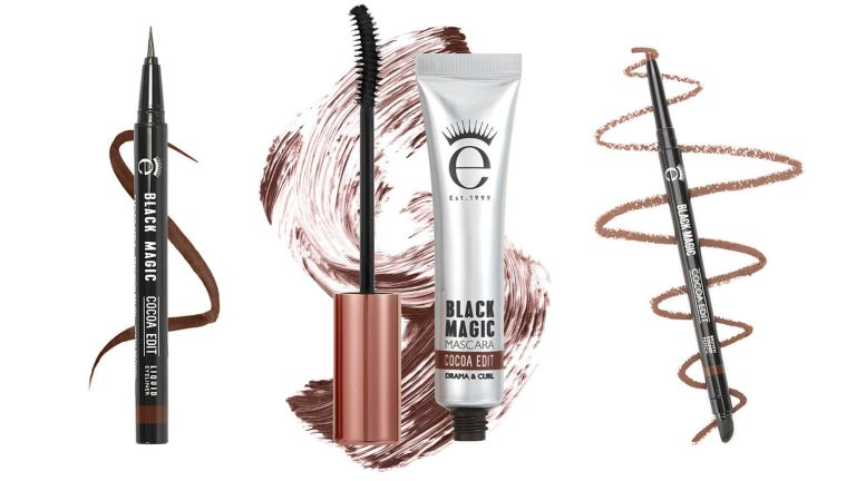 The New Eyeko Autumnal Makeup Range